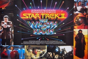 Star Trek II Wrath of Khan