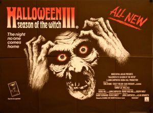 Halloween III Season of the Witch Quad
