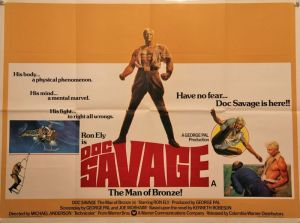 Doc Savage Quad