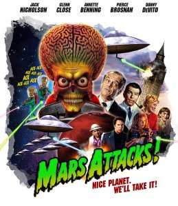 Mars Attacks