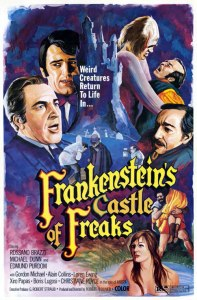 Frankensteins Castle of Freaks