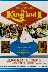 The King and I - poster 2