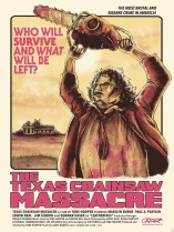 Texas Chainsaw Massacre - new poster