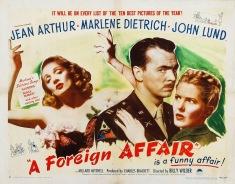 A Foreign Affair